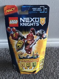 LEGO next knights brand new in packaging