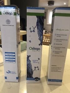 Odoga water filters