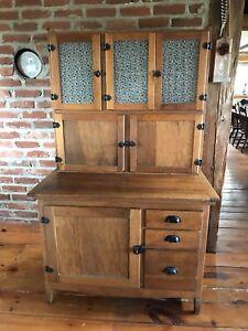 Antique hosier storage cabinet