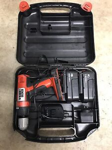 Black and decker 18V impact drill Yarraville Maribyrnong Area Preview