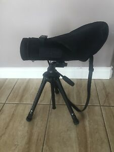 Minox MD 62 W ED Spotting Scope & Vortex Tripod