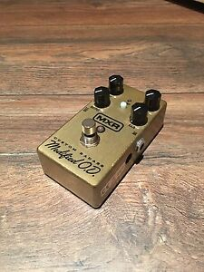 MXR Modified Overdrive Pedal
