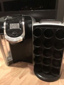 Keurig 2.0 and K-Cup stand