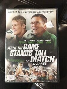 When the game stands tall - DVD