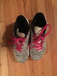 Soccer cleats- size 2