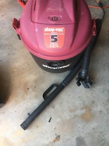 5 Gallon Shopvac $40