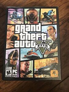 *NEW* Grand theft auto V for PC
