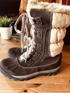 Bottes Timberland hiver