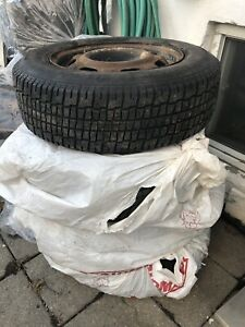 "CHEAP 14"" winter tires"