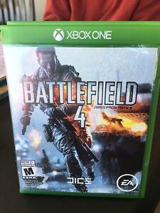 Battlefield 4 XBox One EUC