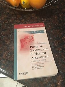 Jarvis Pocket Guide - Physical Examination & Health Assessment