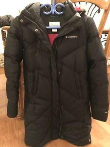Manteau hiver Columbia