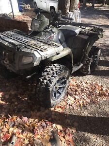2008 Polaris sportsman 500 H.O