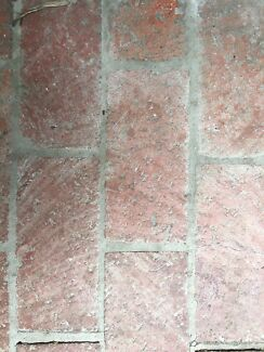 Wanted: Red bricks