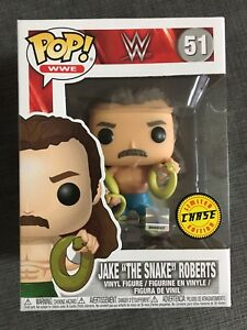 "Funko Pop - Yellow Jake ""The Snake"" Roberts (Chase)"
