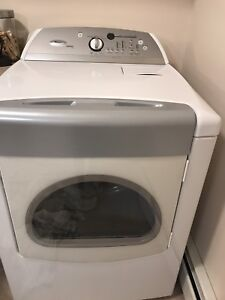 Whirlpool Cabrio Steam dryer and Whirlpool washer