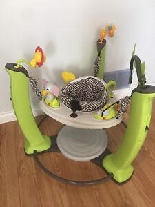 Evenflo Exersaucer Jump and Learn - Jungle Quest