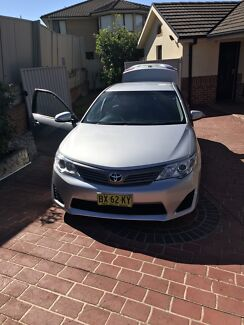 Toyota Camry Altise - 2013