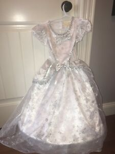 Dress-up princess gown