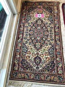 Hand made carpet each for $100