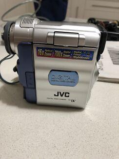 Digital Video camera Jvc GR-DX75AA