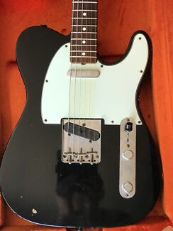 2013 Fender Custom Shop 1963 Telecaster Relic