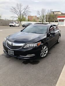Like New - Acura RLX 2014 FWD