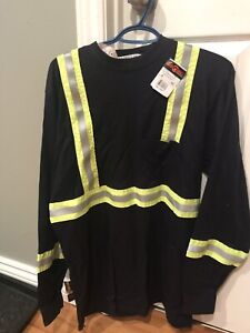 NEW* Big bill fire resistant construction long sleeves
