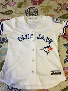Blue Jays Jersey - Youth Size: Small - Very Clean