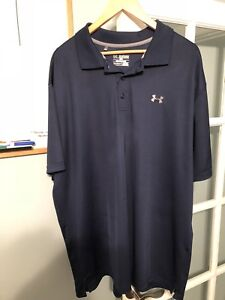 UnderArmour Golf Shirt,  3XL