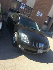 06 NISSAN MAXIMA ~ FULLY CERTIFIED/FULLY LOADED