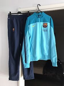 Barcelona tracksuit Tapping Wanneroo Area Preview