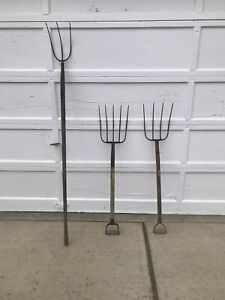 Antique Pitchfork