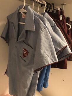 John Paul college junior primary unisex formal shirt size 6