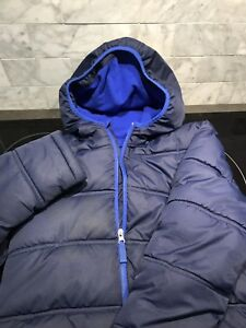 Size 8 Boys Blue Jacket