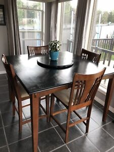 Kitchen Table and 8 chairs