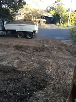 Excavations dirt soil removal pools