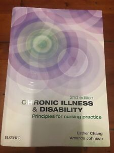 Chronic Illness and Disability 2nd edition Camp Hill Brisbane South East Preview