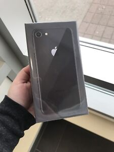 iPhone 8 unlocked NEW 64gb