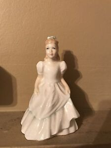 """Kerry"" royal doulton figurine"