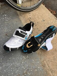 Women's Cycling Shoes Size 7 or 38