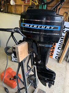 9.8 mercury outboard