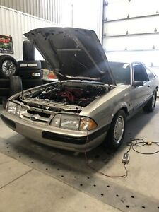 1993 Ford Mustang  Fox Body Super clean