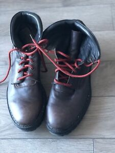 All Saints winter boots with Vibram hiking sole size 44
