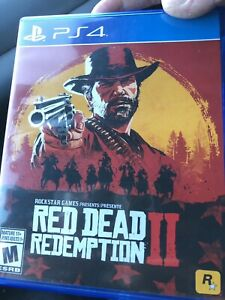 Trade Red dead 2 for black ops 4