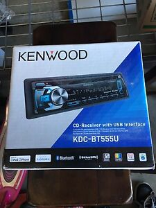 """Car Stereo - CD Player - Amp - Two 10"""" Subs"""