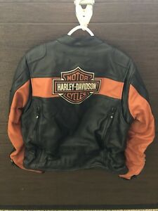 Harley motorcycle jacket