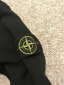 Stone island hoodie for sale Size L
