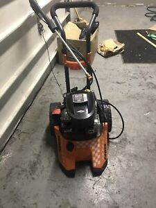 Mint condition barely used 2200 Hot Rod gas power washer