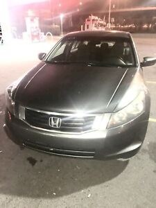 2008 HONDA ACCORD LX 4CYL MINT CONDITION FOR SALE